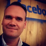 Björn Radde bei Facebook auf der dmexco 2014