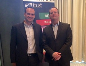 Bjoern Radde at Trust Customer Conference