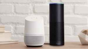 Google Home und Amazon Echo